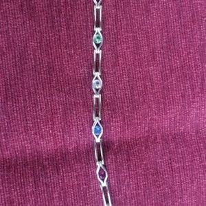 Solid 925 Sterling Silver Bracelet